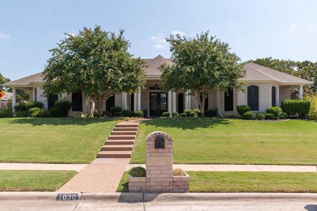1030 Oak Hill Park, Kennedale, TX 76060 (MLS #14177313) :: The Rhodes Team