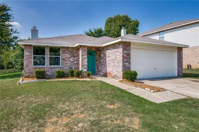 3103 Breton Drive, Denton, TX 76210 (MLS #14177487) :: Real Estate By Design