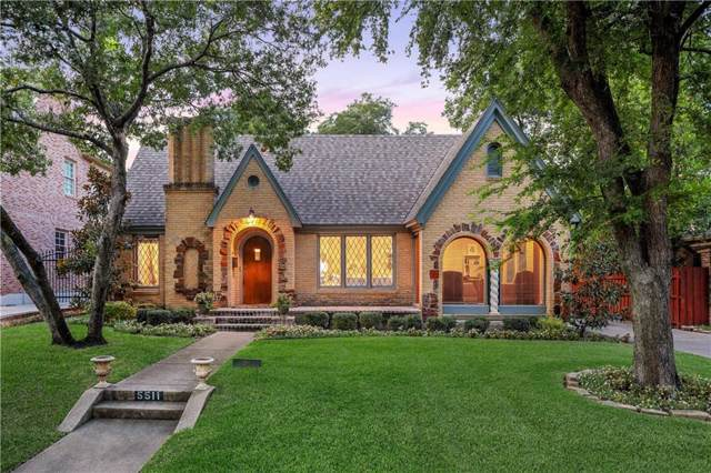 5511 Merrimac Avenue, Dallas, TX 75206 (MLS #14177535) :: Robbins Real Estate Group