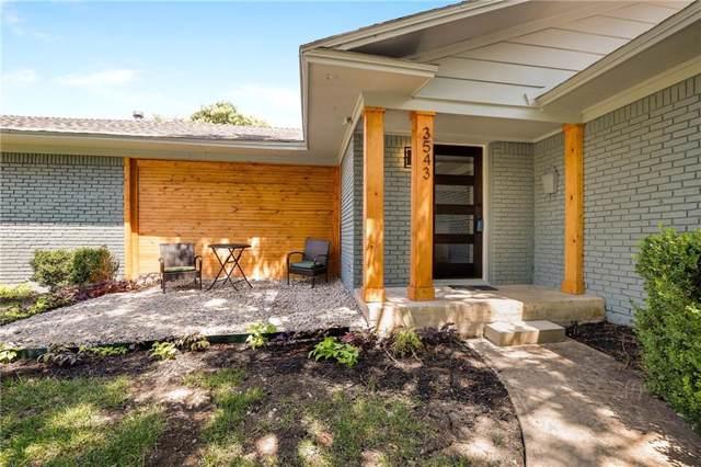 3543 Northaven Road, Dallas, TX 75229 (MLS #14177550) :: Trinity Premier Properties