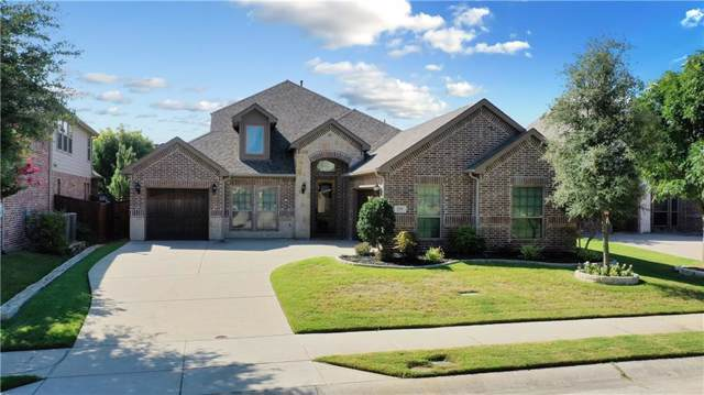 209 Chatfield Drive, Rockwall, TX 75087 (MLS #14177561) :: The Real Estate Station