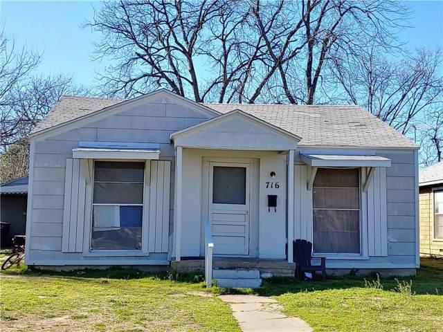 716 Clairemont Avenue, Fort Worth, TX 76103 (MLS #14177587) :: Kimberly Davis & Associates