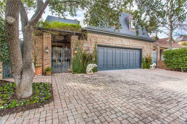 1612 Tremont Avenue, Fort Worth, TX 76107 (MLS #14177642) :: Lynn Wilson with Keller Williams DFW/Southlake