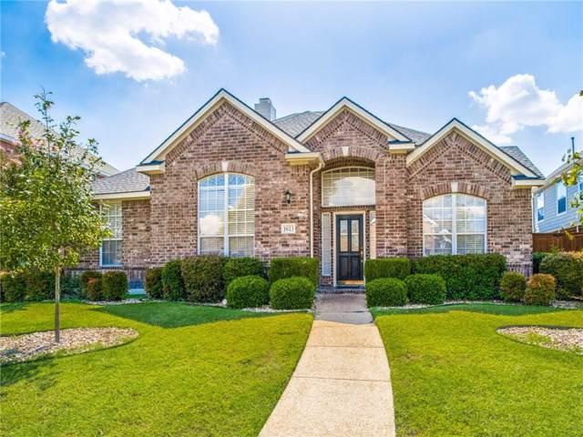 1023 Grand Teton Drive, Allen, TX 75002 (MLS #14177662) :: The Good Home Team