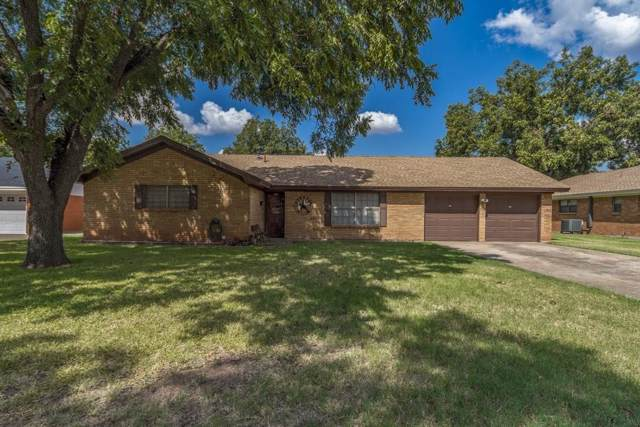 1614 Westwood Drive, Abilene, TX 79603 (MLS #14177670) :: RE/MAX Town & Country