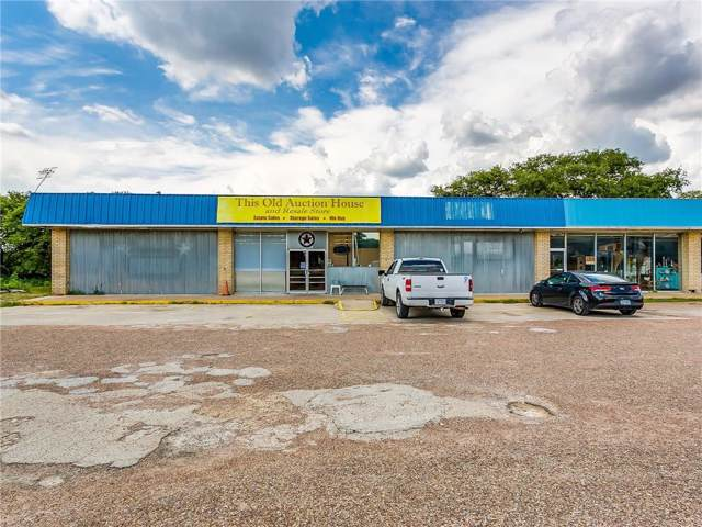 321 Fm 1713, Whitney, TX 76692 (MLS #14177675) :: The Chad Smith Team