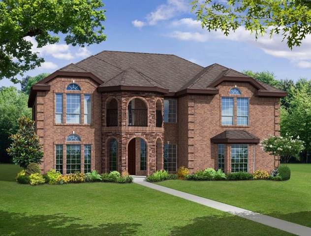 413 Harvest Grove Drive, Waxahachie, TX 75165 (MLS #14177713) :: The Kimberly Davis Group