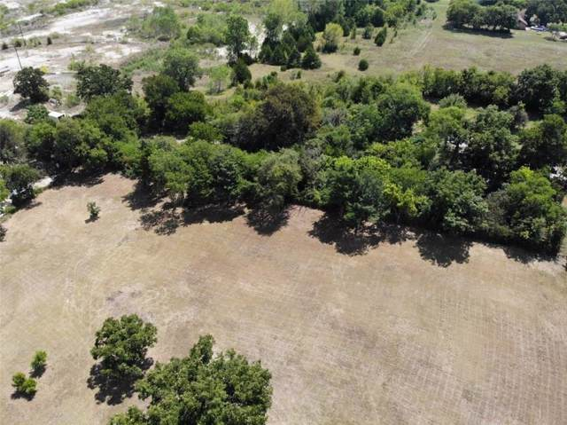 1300 Trout Road, Hutchins, TX 75141 (MLS #14177735) :: The Heyl Group at Keller Williams