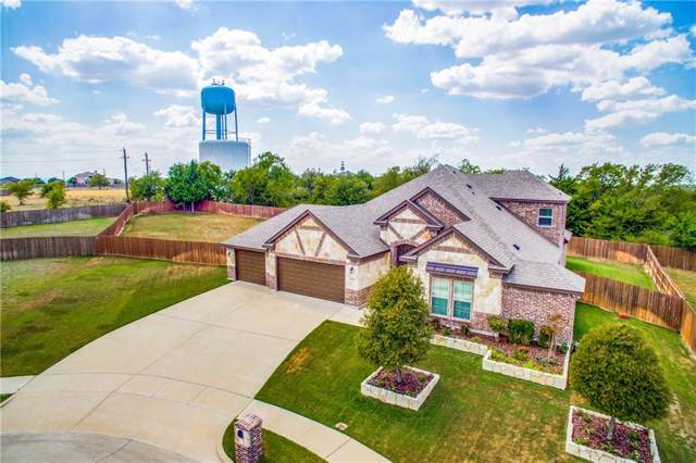 5829 Yellow Rose Court, Midlothian, TX 76065 (MLS #14177753) :: The Real Estate Station