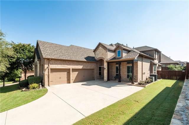 2802 Millington Drive, Highland Village, TX 75077 (MLS #14177768) :: Baldree Home Team