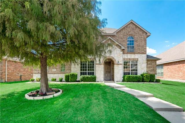 7013 Bickers Drive, Rowlett, TX 75089 (MLS #14177778) :: The Chad Smith Team