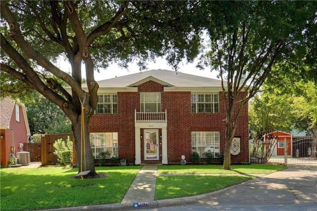 4164 Harvest Court, Grapevine, TX 76051 (MLS #14177791) :: The Tierny Jordan Network