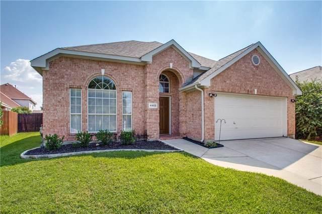 4402 Spanish Oak Circle, Corinth, TX 76208 (MLS #14177808) :: Baldree Home Team