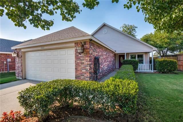 3829 Ranchman Boulevard, Denton, TX 76210 (MLS #14177843) :: Baldree Home Team
