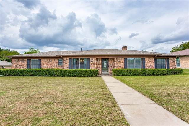 2504 Bennett Avenue, Sherman, TX 75090 (MLS #14177862) :: Lynn Wilson with Keller Williams DFW/Southlake