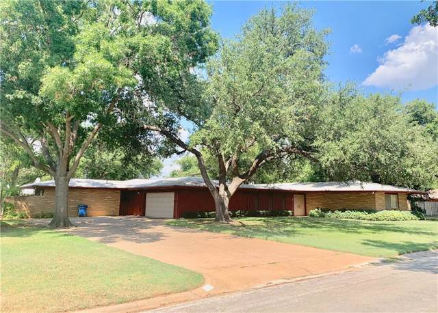 1502 W Elm Street, Breckenridge, TX 76424 (MLS #14177889) :: RE/MAX Town & Country