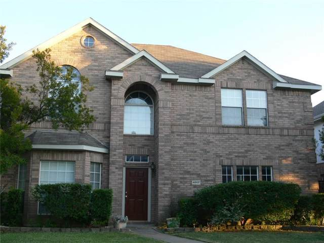 4917 Silverweed Drive, Mckinney, TX 75070 (MLS #14177916) :: The Good Home Team