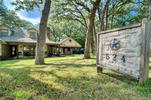 524 Dogwood Lane, Hideaway, TX 75771 (MLS #14177961) :: The Heyl Group at Keller Williams