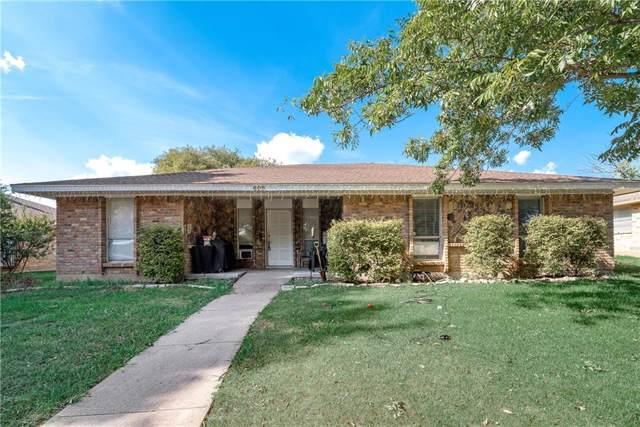 609 Nancywood Avenue, Desoto, TX 75115 (MLS #14177971) :: The Good Home Team