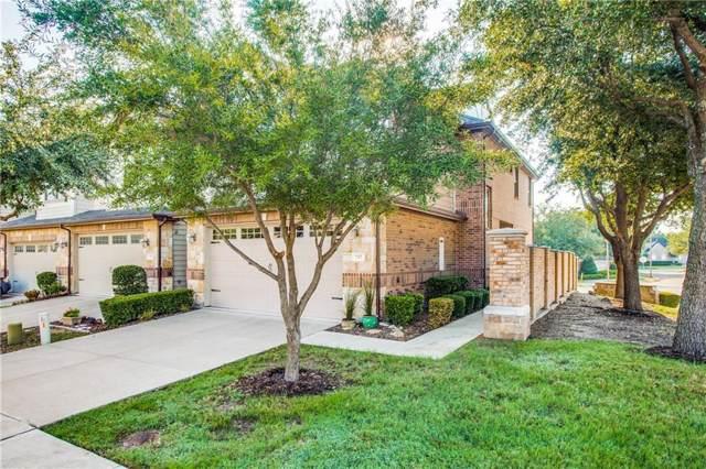 717 Chestnut Hill Drive, Allen, TX 75013 (MLS #14177980) :: Kimberly Davis & Associates