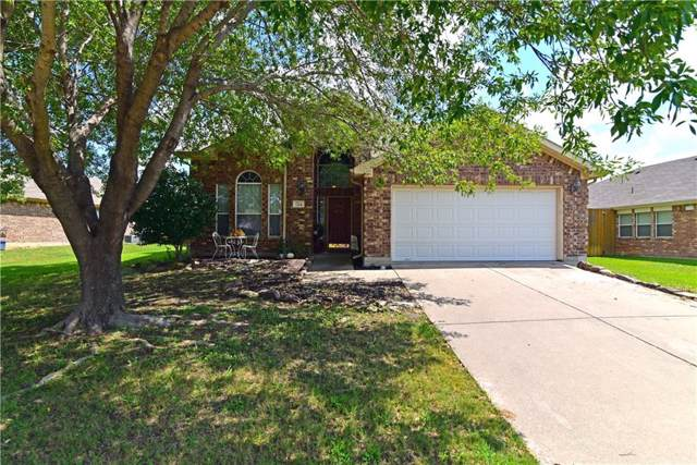 134 Redbud Drive, Forney, TX 75126 (MLS #14177983) :: The Heyl Group at Keller Williams