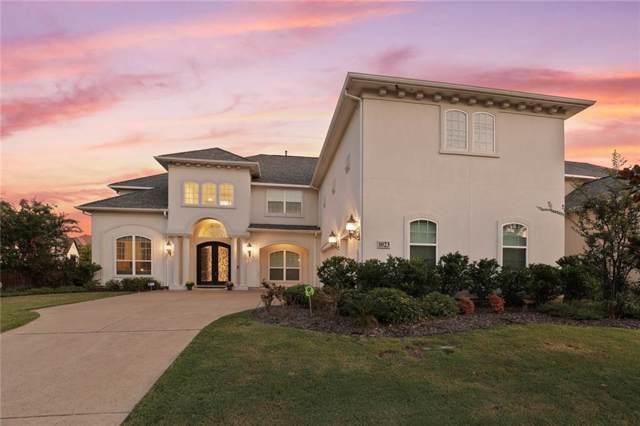 1023 Kenilworth Street, Allen, TX 75013 (MLS #14177985) :: Kimberly Davis & Associates