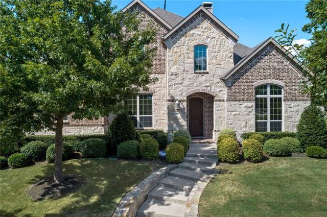 13696 Thornton Drive, Frisco, TX 75035 (MLS #14177996) :: The Good Home Team