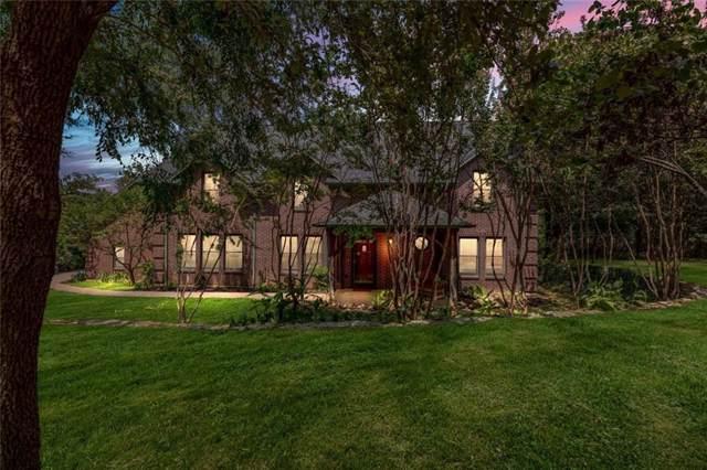 1115 Oak Trail, Keller, TX 76262 (MLS #14178010) :: The Heyl Group at Keller Williams