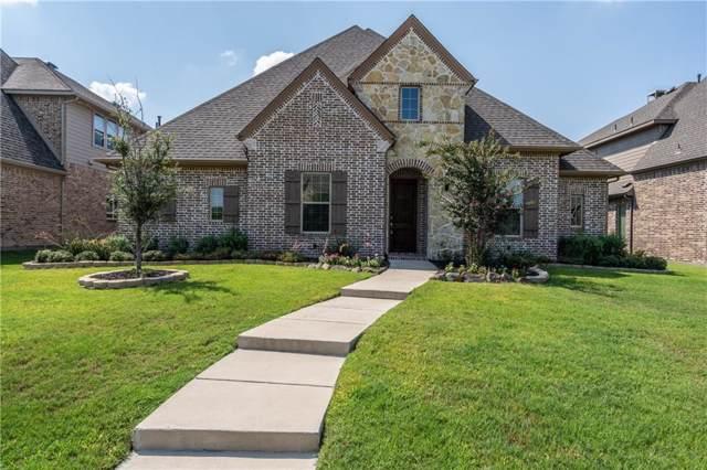 891 Starcreek Parkway, Allen, TX 75013 (MLS #14178041) :: The Good Home Team