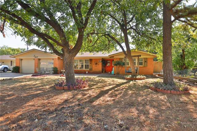 1817 S Willis Street, Abilene, TX 79605 (MLS #14178090) :: The Good Home Team