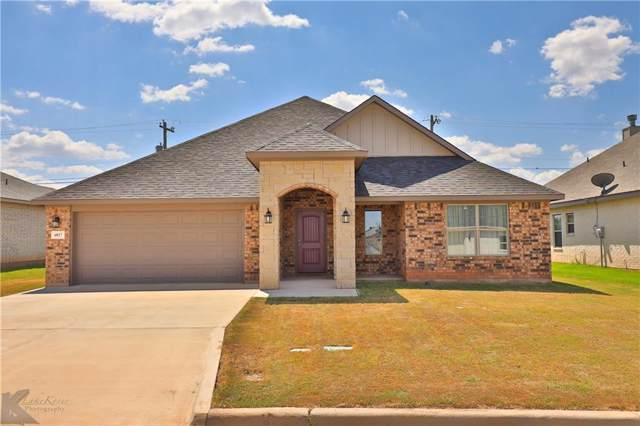 6817 Inverness Street, Abilene, TX 79606 (MLS #14178126) :: The Chad Smith Team