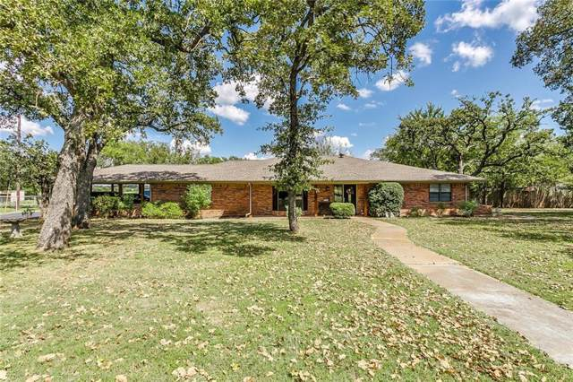 4000 Redbird Lane, Joshua, TX 76058 (MLS #14178163) :: The Heyl Group at Keller Williams