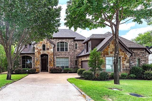602 Dallas Drive, Roanoke, TX 76262 (MLS #14178169) :: The Heyl Group at Keller Williams