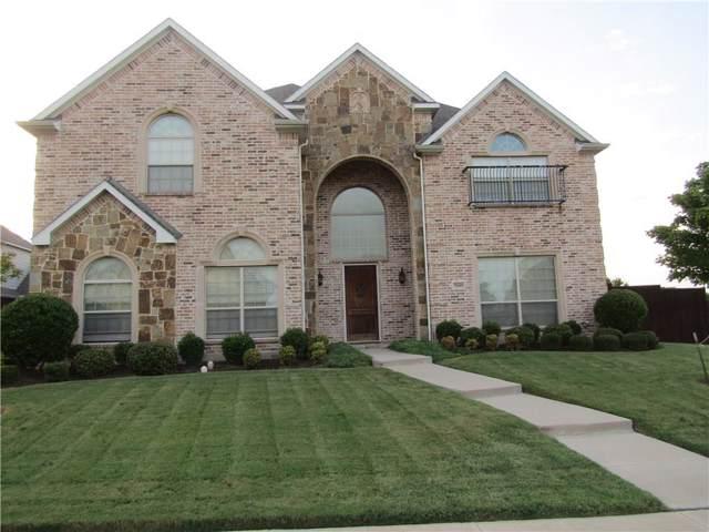 7049 Irongate Place, Frisco, TX 75036 (MLS #14178192) :: Lynn Wilson with Keller Williams DFW/Southlake