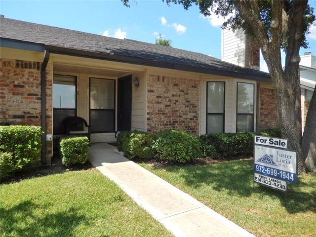 2111 E Belt Line Road 152C, Richardson, TX 75081 (MLS #14178211) :: The Chad Smith Team