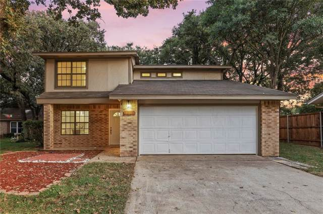 1213 Bois D Arc Court, Flower Mound, TX 75028 (MLS #14178224) :: RE/MAX Town & Country