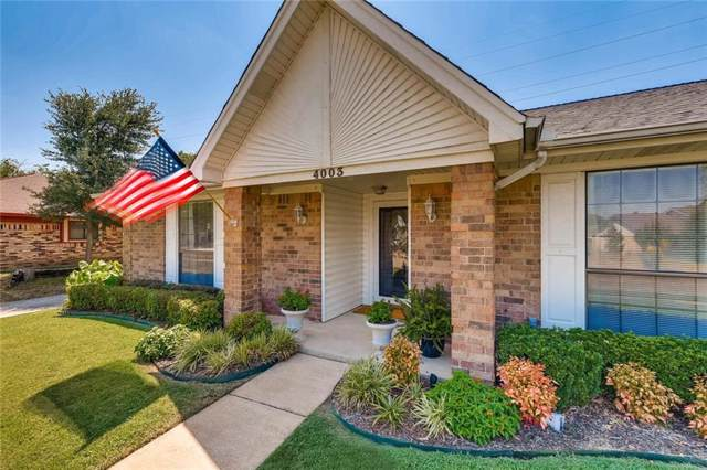 4003 Mountain Pass Drive, Plano, TX 75023 (MLS #14178227) :: The Real Estate Station