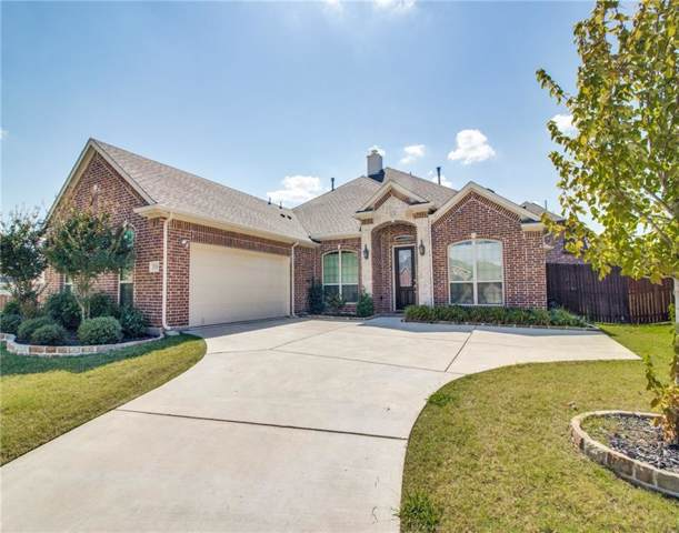 3116 Key Largo Court, Denton, TX 76208 (MLS #14178247) :: The Real Estate Station