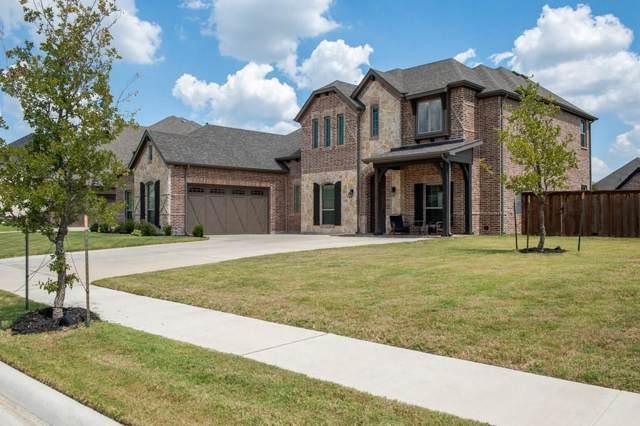 1211 Norwood Street, Mansfield, TX 76063 (MLS #14178262) :: The Hornburg Real Estate Group
