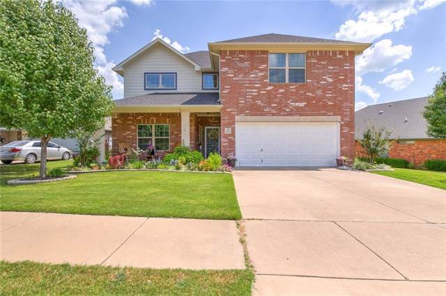 2927 Greenway Drive, Burleson, TX 76028 (MLS #14178269) :: RE/MAX Town & Country