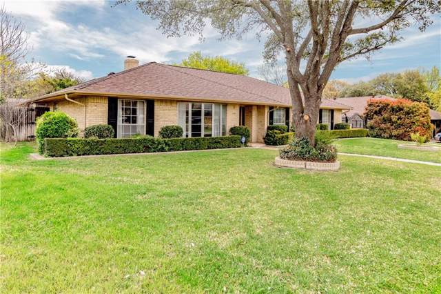 6809 Capilla Court, Fort Worth, TX 76133 (MLS #14178271) :: Real Estate By Design