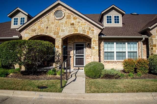 3075 Willow Grove Boulevard #1702, Mckinney, TX 75070 (MLS #14178274) :: Team Hodnett