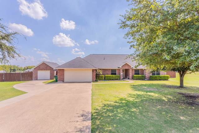 123 Carrington Drive, Fate, TX 75032 (MLS #14178289) :: RE/MAX Landmark