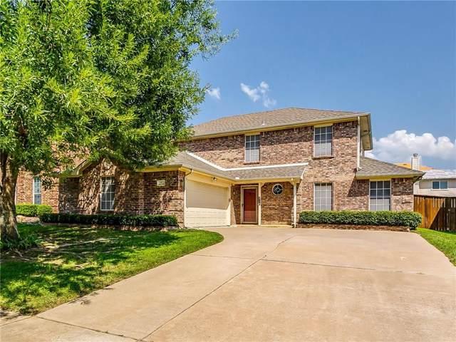 415 Hidden Springs Drive, Burleson, TX 76028 (MLS #14178297) :: RE/MAX Landmark
