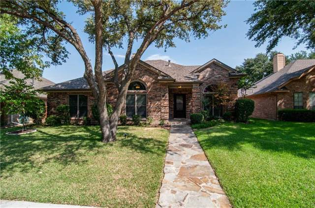 755 Red River Trail, Irving, TX 75063 (MLS #14178312) :: The Heyl Group at Keller Williams