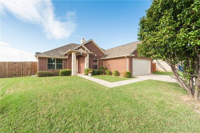 205 Glenview Drive, Aubrey, TX 76227 (MLS #14178333) :: Real Estate By Design