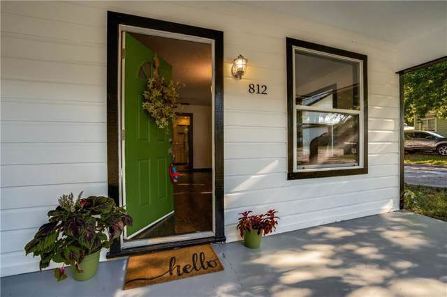 812 Largent Street, Mckinney, TX 75069 (MLS #14178350) :: Kimberly Davis & Associates