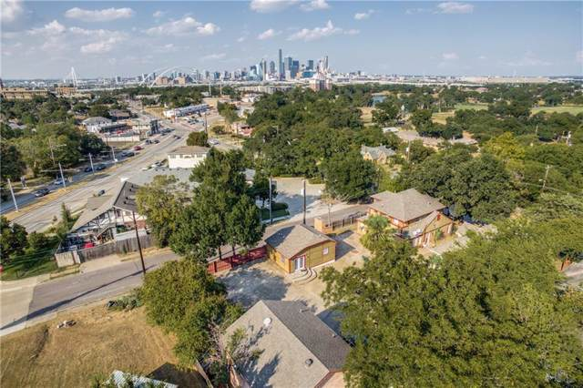 917 N Beckley Avenue, Dallas, TX 75203 (MLS #14178357) :: Baldree Home Team