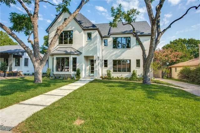7019 Southridge Drive, Dallas, TX 75214 (MLS #14178361) :: Robbins Real Estate Group