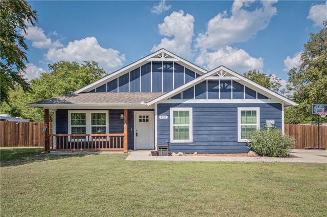 402 W Elm Street, Whitewright, TX 75491 (MLS #14178367) :: The Real Estate Station